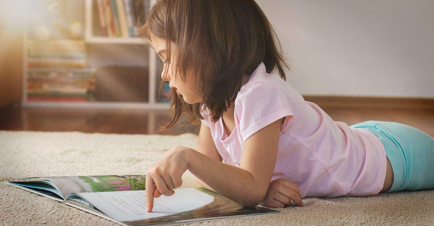 fomentar lectura niños