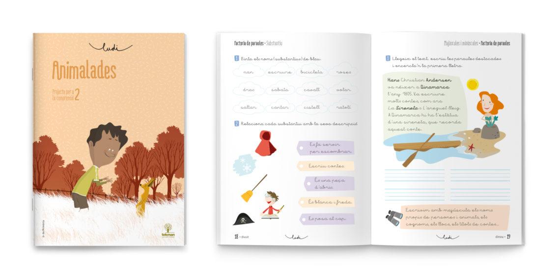 llibres dels projectes 2