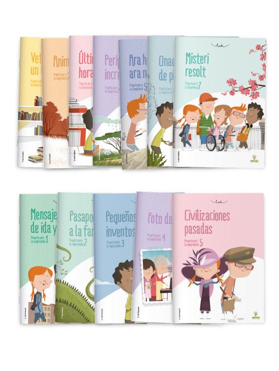 llibres dels projectes