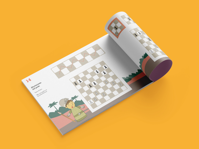 Muestras ajedrez