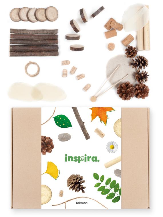 caja del alumno inspira