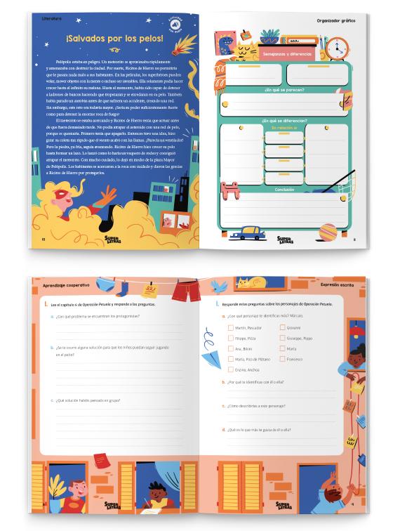 Material para alumnos lenguas